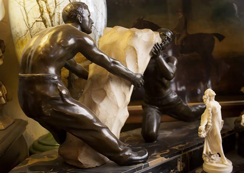 Achat Bronze à Lyon