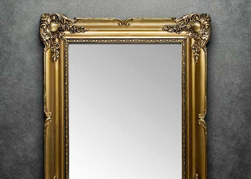 Achat Miroir Ancien à Lyon Antiquaire